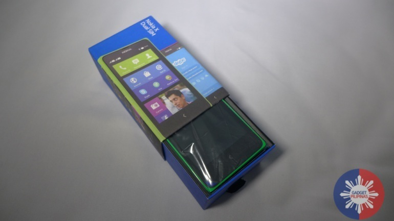 Nokia X 3 - Nokia X Unboxing and Review