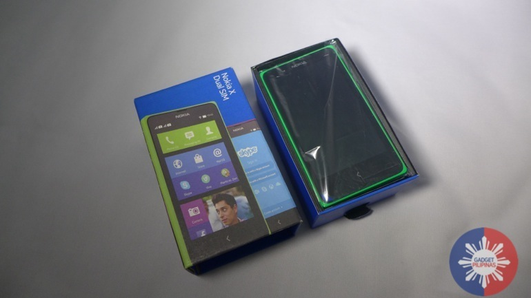 Nokia X 4 - Nokia X Unboxing and Review
