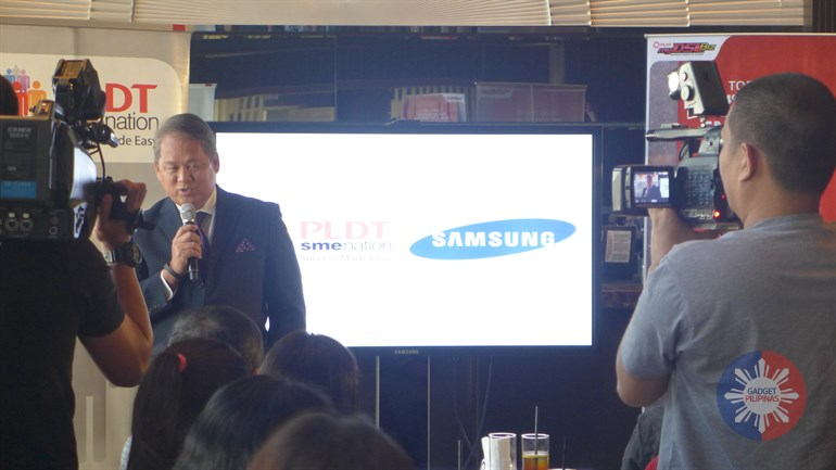 PLDT SME Nation and Samsung Electronics Renew Partnership to Power Up SMEs
