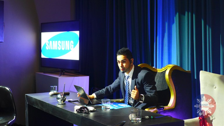 Samsung Pro Series Launch 17 - Samsung Outs Galaxy PRO Series: Galaxy Note Pro and Galaxy Tab Pro 8.4