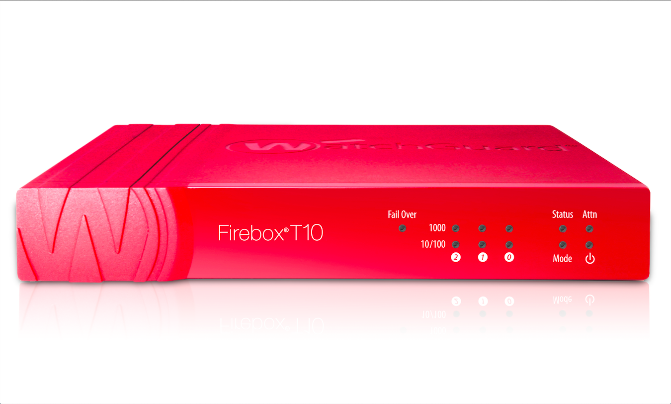 Easily Protect Your Intellectual Property with WatchGuard Firebox T10