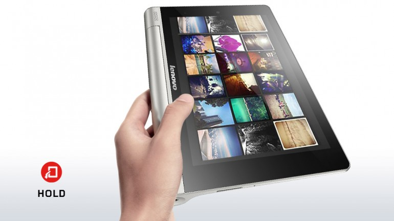 lenovo tablet yoga 8 hold mode 4 770x432 - Buy Lenovo Yoga 8 with Pocket Wifi for PhP999 a month with Smart Bro