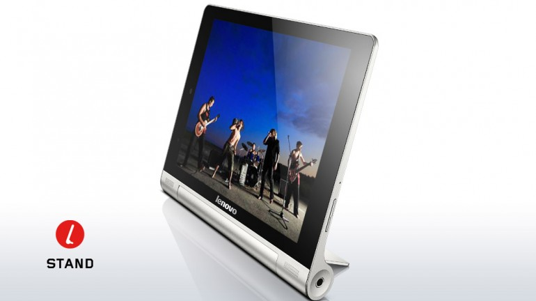 lenovo tablet yoga 8 stand mode 2 770x432 - Buy Lenovo Yoga 8 with Pocket Wifi for PhP999 a month with Smart Bro