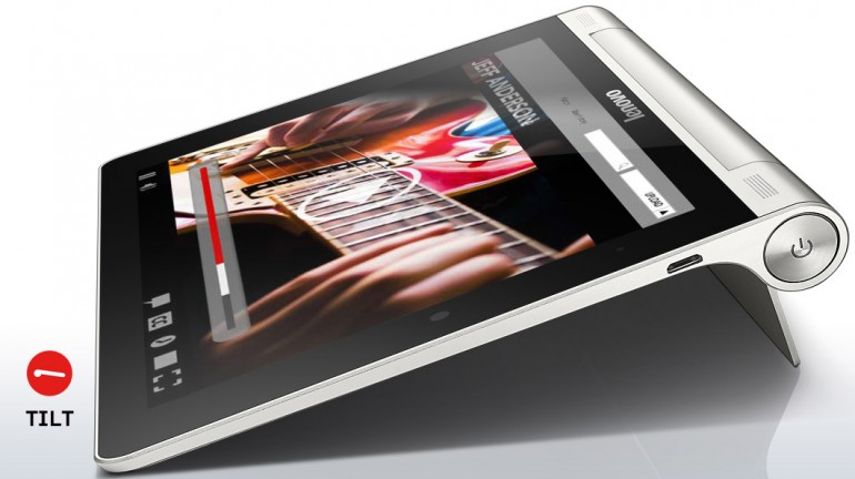 lenovo tablet yoga 8 tilt mode 6 770x432 - Buy Lenovo Yoga 8 with Pocket Wifi for PhP999 a month with Smart Bro