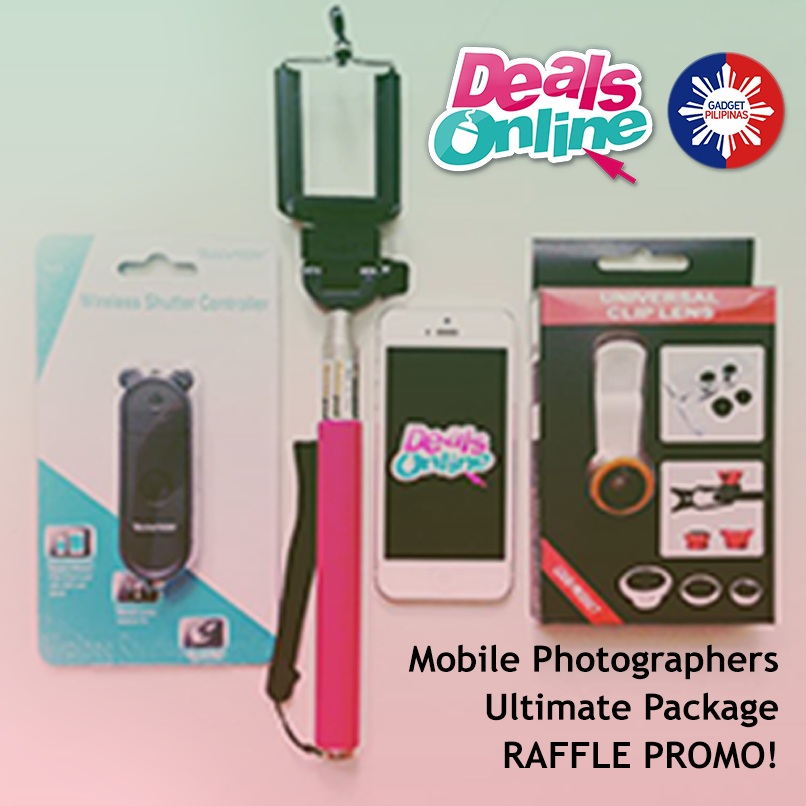 square - DealsOnline Mobile Photographers Ultimate Package Giveaway