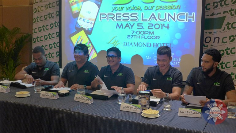 P1070951 - DTC Mobile Introduces 5 Filipino Ballers as Pioneer Brand Ambassadors