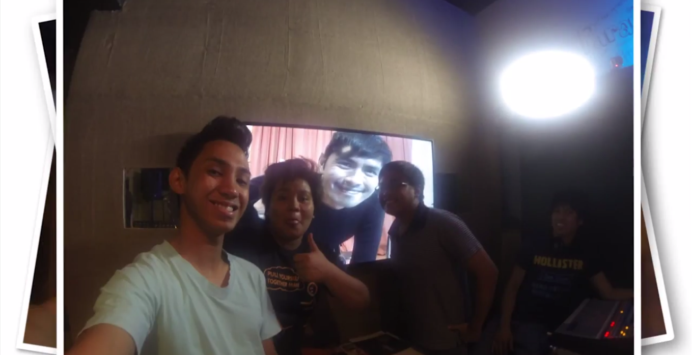 Rico Blanco Jams Virtually with Fans Using Smart Bro