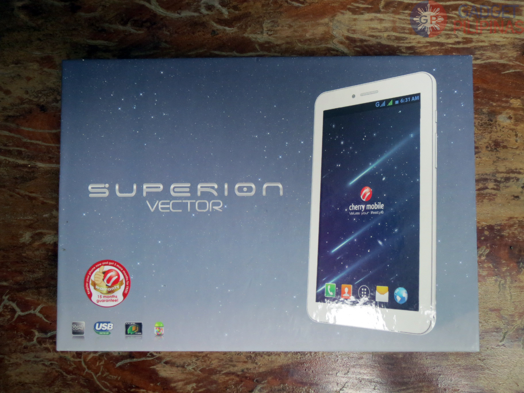 Cherry Mobile Superion Vector Review, Cherry Mobile Superion Vector Quick Review, Gadget Pilipinas, Gadget Pilipinas