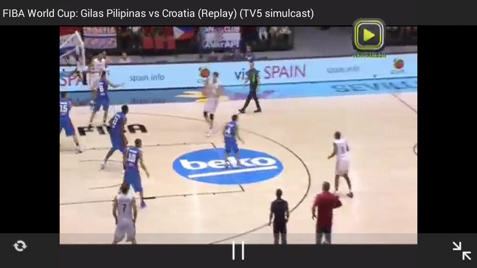 Screenshot 2014 09 01 14 34 01 - Watch Ad-Free Gilas FIBA Matches on your Android Smartphone