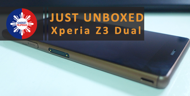 Feature Photo1 - Sony Xperia Z3 Dual Unboxing and First Impressions