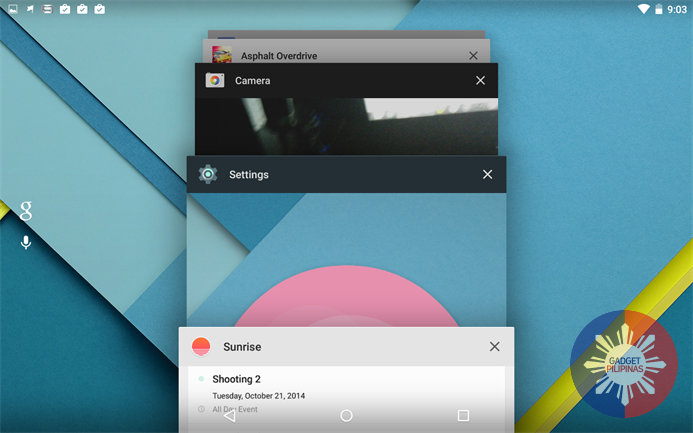 Screenshot 2014 10 18 21 03 04 - Android 5.0 Lollipop Technical Preview on Nexus 7 2013
