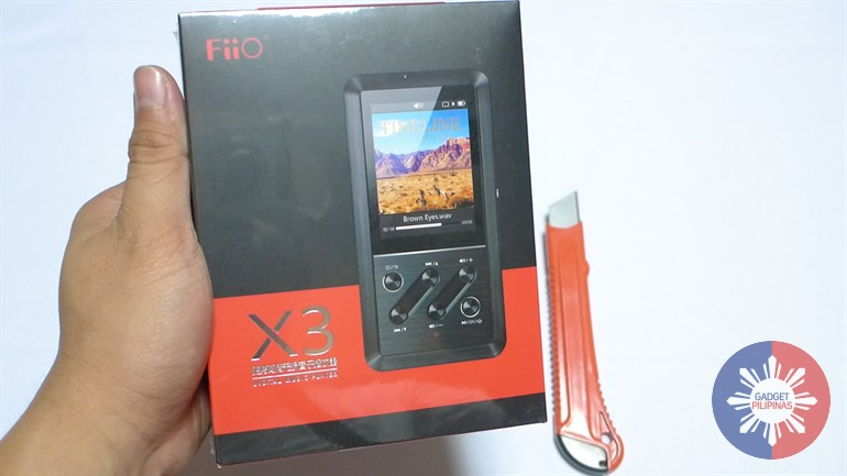 Fiio X3 1 - 4 Awesome Things You Can Do with a Fiio X3