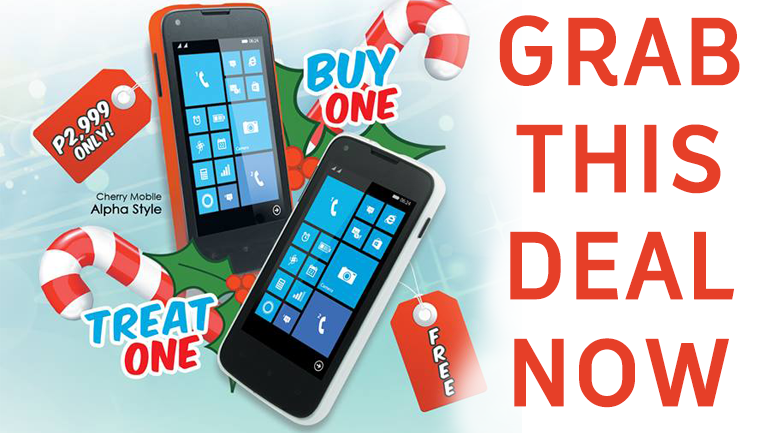 , Where and When to Buy 2 Cherry Mobile Alpha Style for PhP2,999?, Gadget Pilipinas