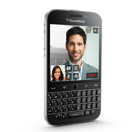 Blackberry Announces Partnership with MemoXpress with Blackberry Classic as Crown Product