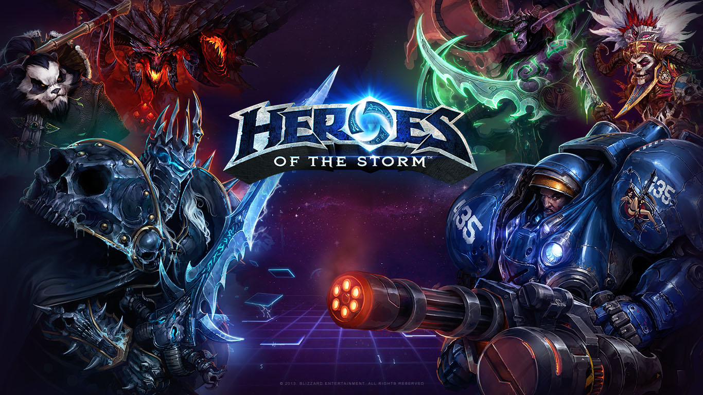 hots - We've Got 21 Heroes of the Storm Beta Keys to be Given Away (*UPDATE)