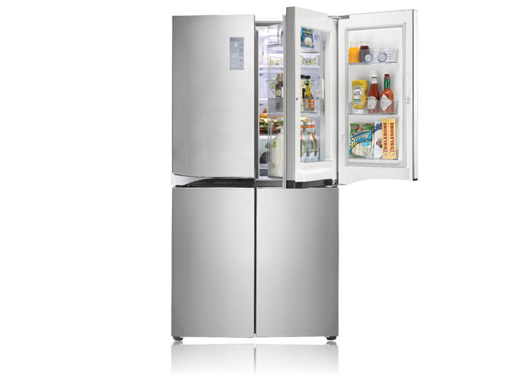 lg 2 door 21 - LG Intros New Refrigerator Models