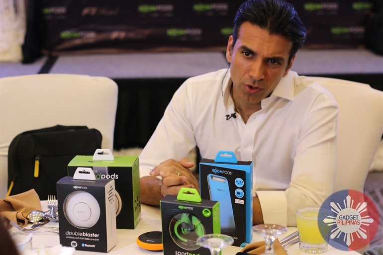 Boompods Launch Manila 28 - Boompods Comes to the Philippines, Launches Tons of New Accessories and Gadgets