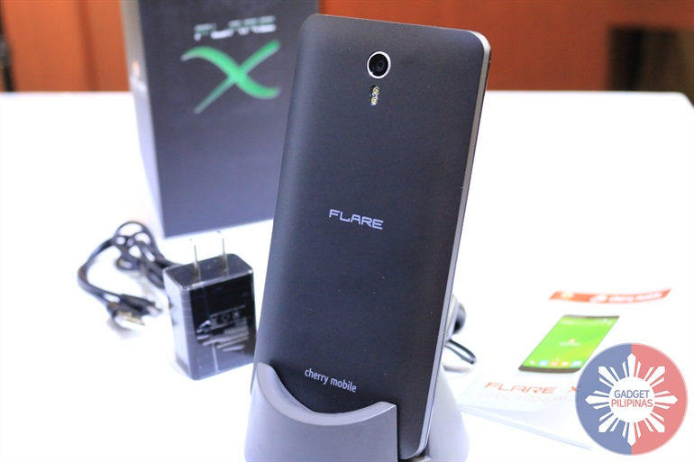 cherry mobile flare x, Cherry Mobile Flare X unboxing and first impressions (with video!), Gadget Pilipinas