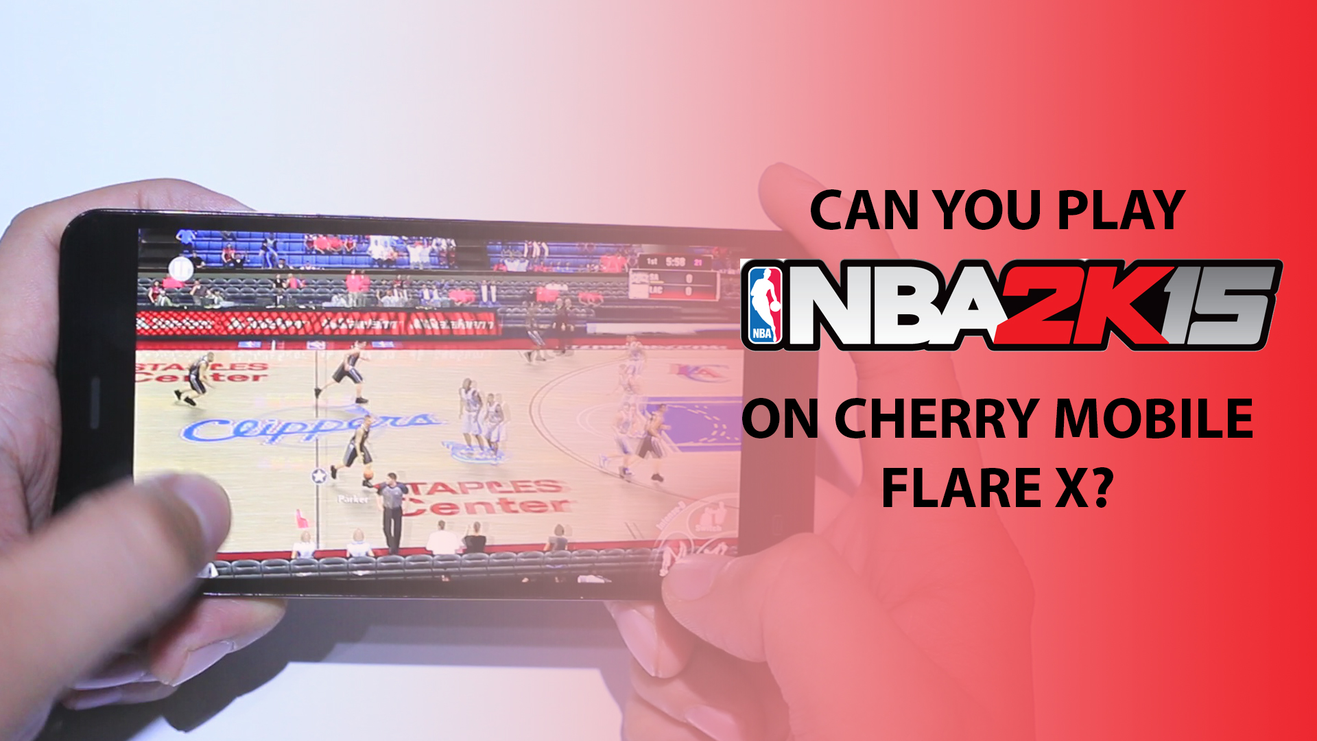 Cherry Mobile Flare X, Can I Play NBA 2K15 on Cherry Mobile Flare X?, Gadget Pilipinas