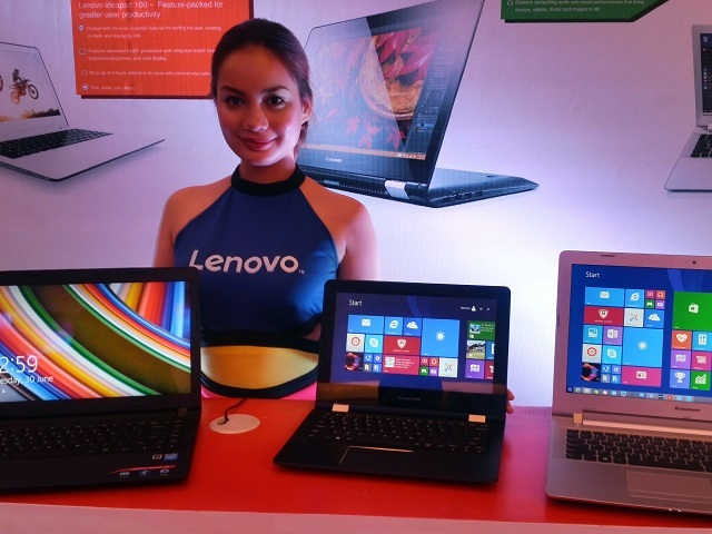 Lenovo Yoga 300 Yoga 500 And Other Laptops Launched In The