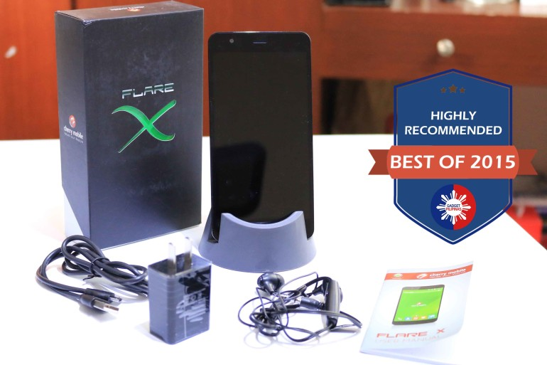 cherry mobile flare x review, Review: One Month with the Cherry Mobile Flare X, Gadget Pilipinas