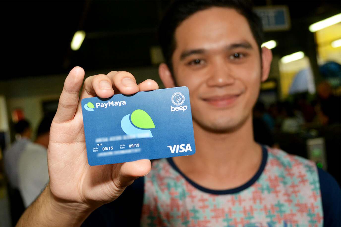 Smart Makes PayMaya with Beep Available at LRT and MRT