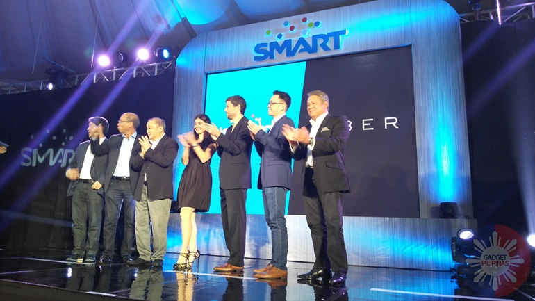 Smart Uber  49 - Smart and Uber Forge Partnership to Bring Convenience to Drivers and Riders