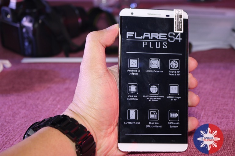 , Cherry Mobile Flare S4 Plus, a PhP7999 Beast, Gadget Pilipinas, Gadget Pilipinas