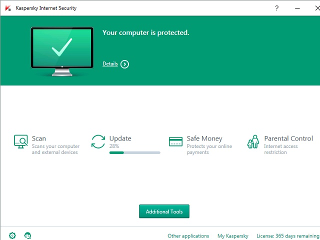 Kaspersky Internet Security - Kaspersky's revamped line of consumer protection solutions launched in the Philippines
