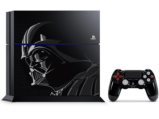 Sony PlayStation 4 Starwars Battlefront Edition - Limited-edition Star Wars Battlefront PS4 Bundle coming on November 17th for Php 19,990