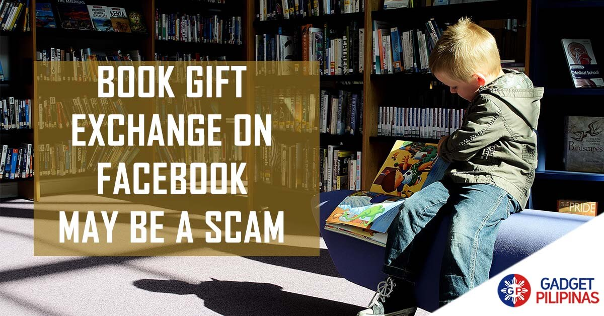 Book Gift Exchange on Facebook May be a Scam