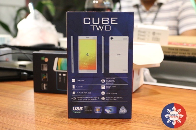 Cubix Cube 2, Cubix Cube 2 First Impressions (with Hands-on Video), Gadget Pilipinas