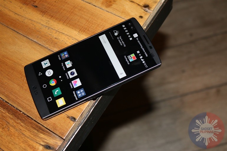 LG V10, LG Launches LG V10 in the Philippines, Gadget Pilipinas