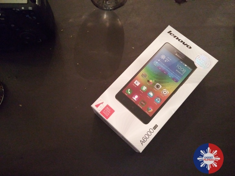 Lenovo A6000 Plus - Lenovo Launches A6000 Plus, Priced at PhP5999