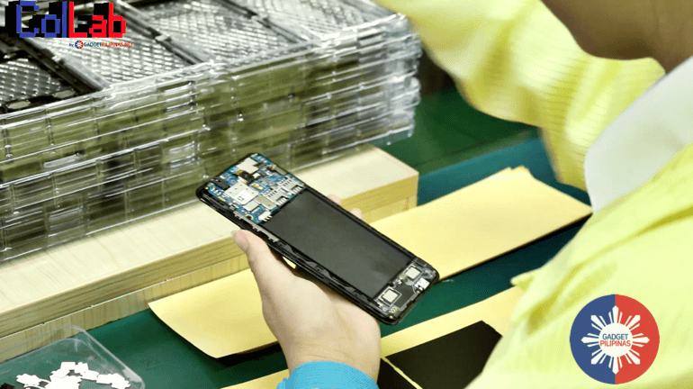 Cherry Mobile Flare X, Collab Episode 4: Cherry Mobile Flare X Assembly Line in China, Gadget Pilipinas