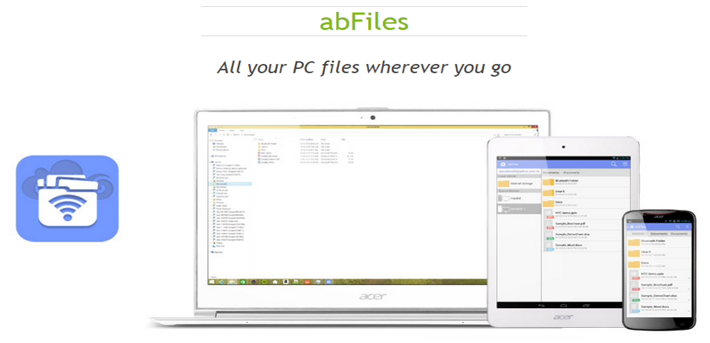 abFiles - Acer and WD Bring BYOC™ to WD's My Cloud NAS Series