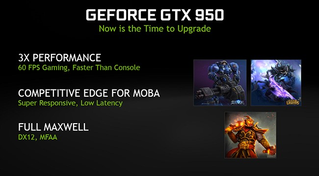 photo 5 - Gain competitive edge on your favorite MOBA games with GeForce GTX 950