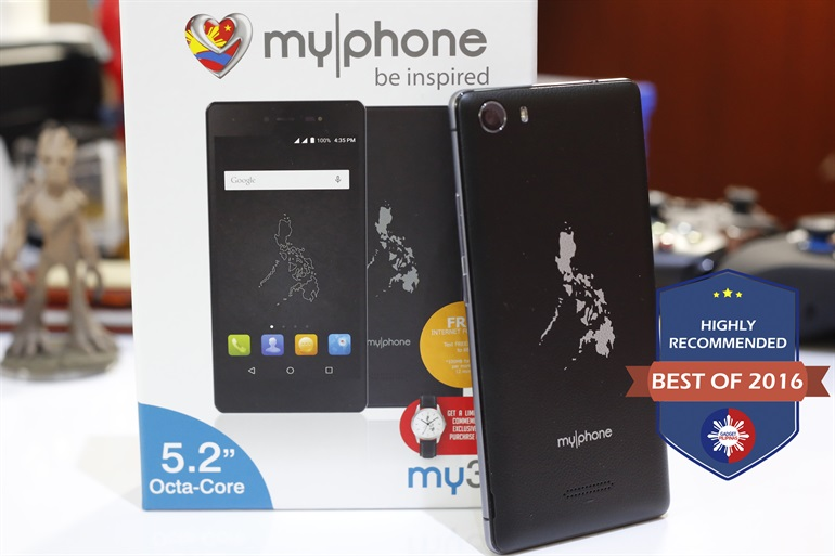 MyPhone My36 Review