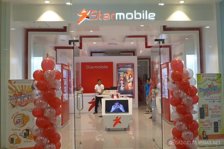 Starmobile New Stores 1 - Press Release: Starmobile Launches New Retail Channels in Cebu and Iloilo