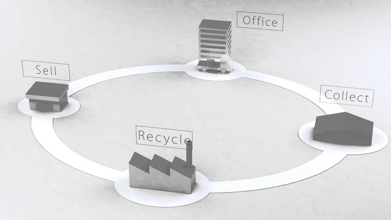 maxresdefault 1 - Turn waste paper into new paper with Epson's PaperLab Technology