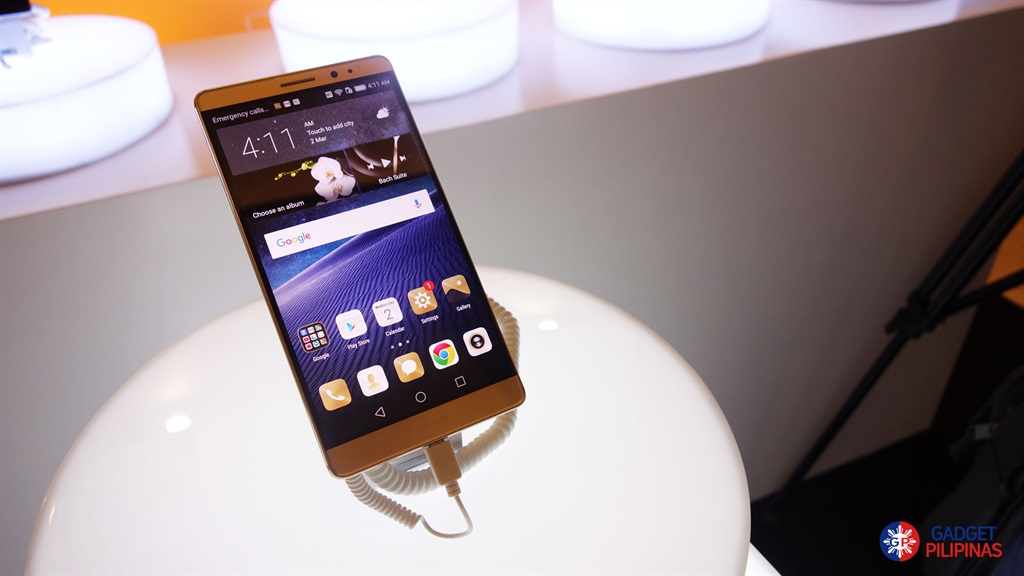 Huawei Mate 8 Launch 2 - Huawei Officially Launches Mate 8 Flagship in the Philippines