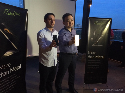 Flash Plus 2 3 - Metal-clad Flash Plus 2 Debuts in the Philippines