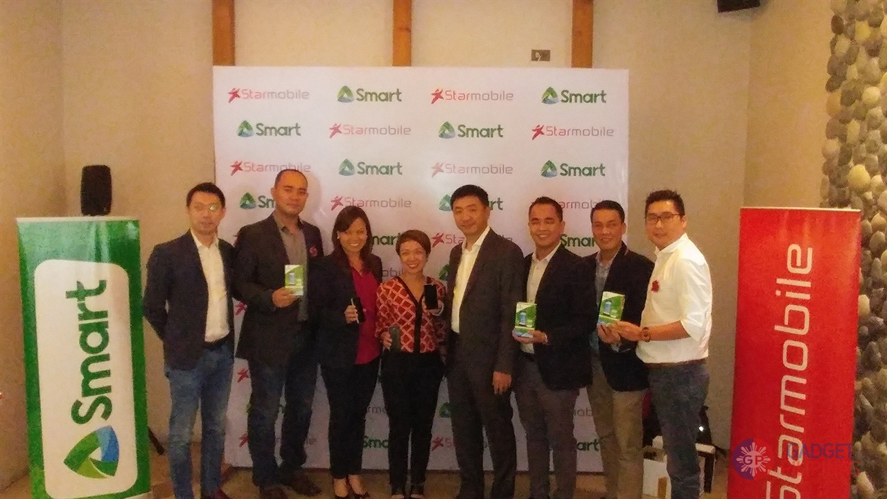 Smart and Starmobile Partner to Offer Play Click Android Smartphone Kit