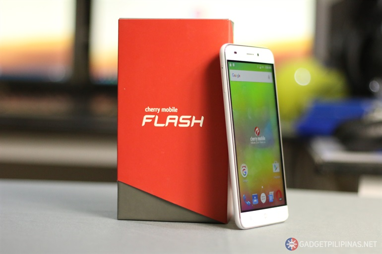 Cherry Mobile Flash 33 - Cherry Mobile Flash Review: A Well-Balanced Budget Smartphone