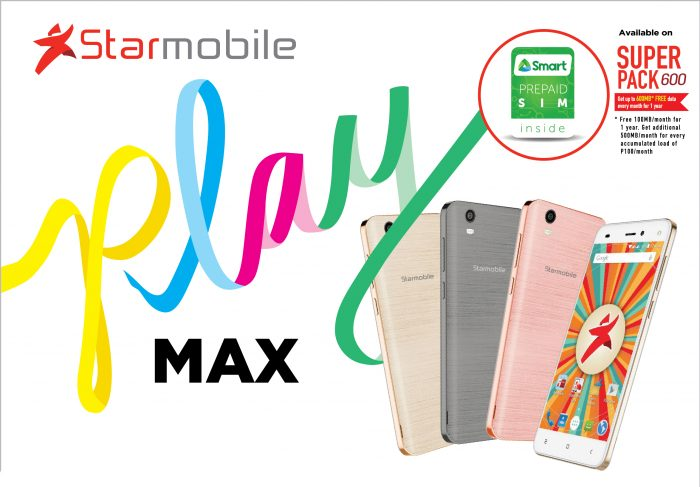 PLAY Max Main 700x487 - Starmobile Announces Play Max, Available this August 2016