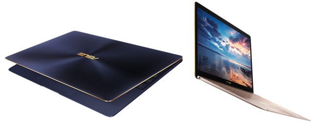 ASUS Launches Zenbook 3, Transformer 3 and Transformer 3 Pro