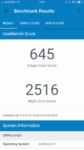 f1s geekbench4 score 84x150 - OPPO F1s Review: A Stylish Performer