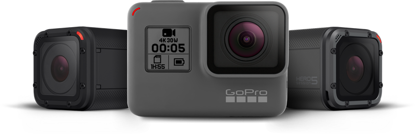 gopro1 - GoPro Announces Hero 5 Black, Hero 5 Session, and Karma Drone