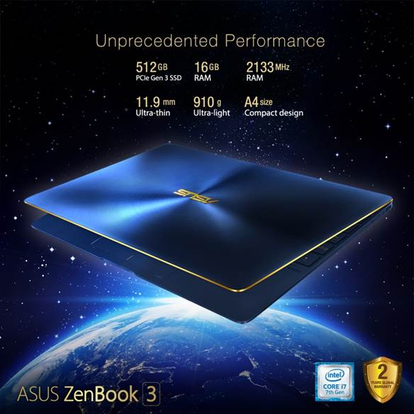 , The ASUS Zenbook 3 Can Now Be Yours For PhP79,995 (Where to Buy), Gadget Pilipinas, Gadget Pilipinas