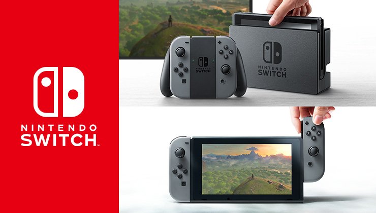 nswitch 1 - Nintendo Switch Gets $300 Price Tag, Will Be Available On March 3